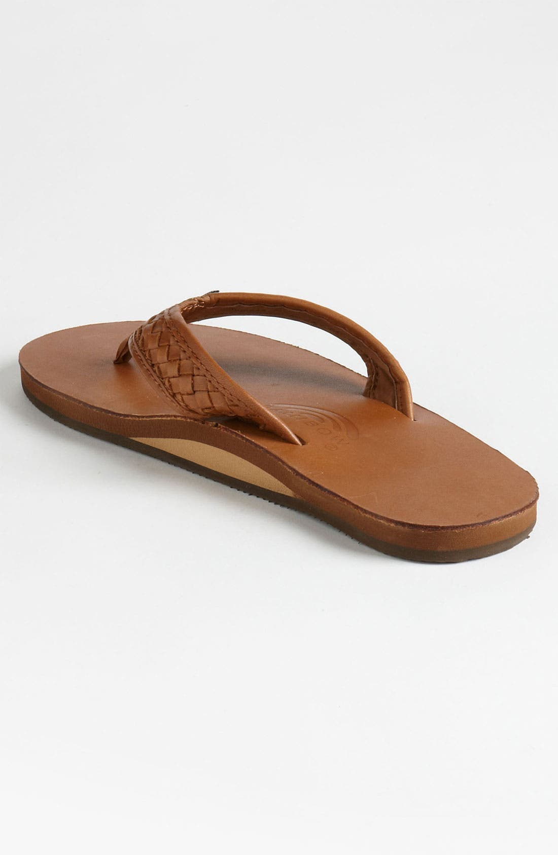 Alternate Image 2  - Rainbow 'Bentley' Flip Flop (Men)