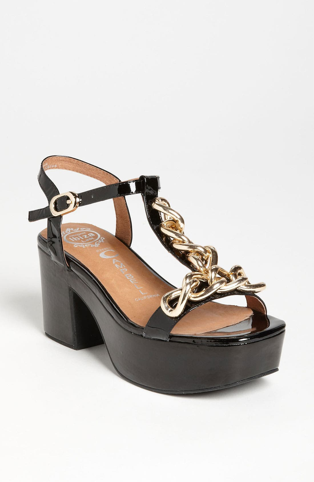 Alternate Image 1 Selected - Jeffrey Campbell 'Yasmine' Sandal