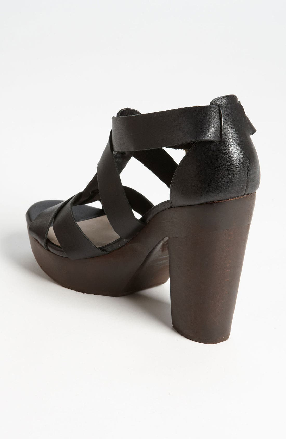 Alternate Image 2  - Topshop 'Right-Wood' Sandal