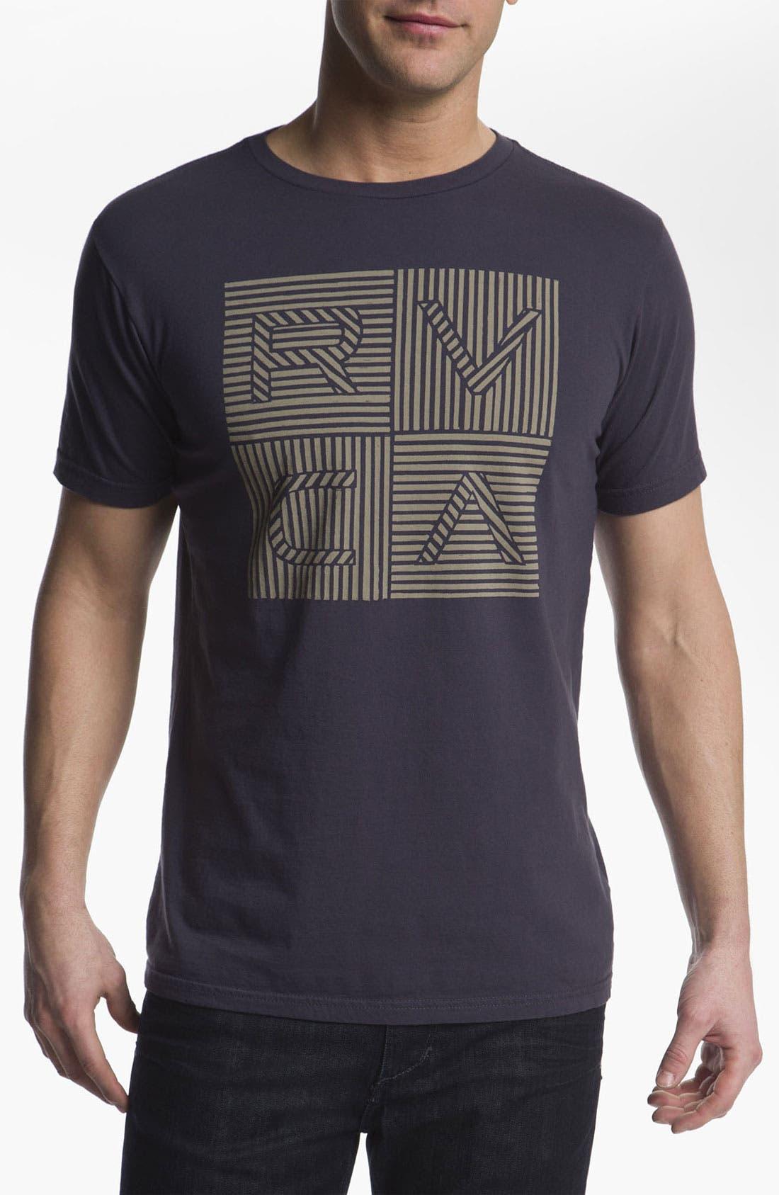 Main Image - RVCA 'Lines & Lines' T-Shirt