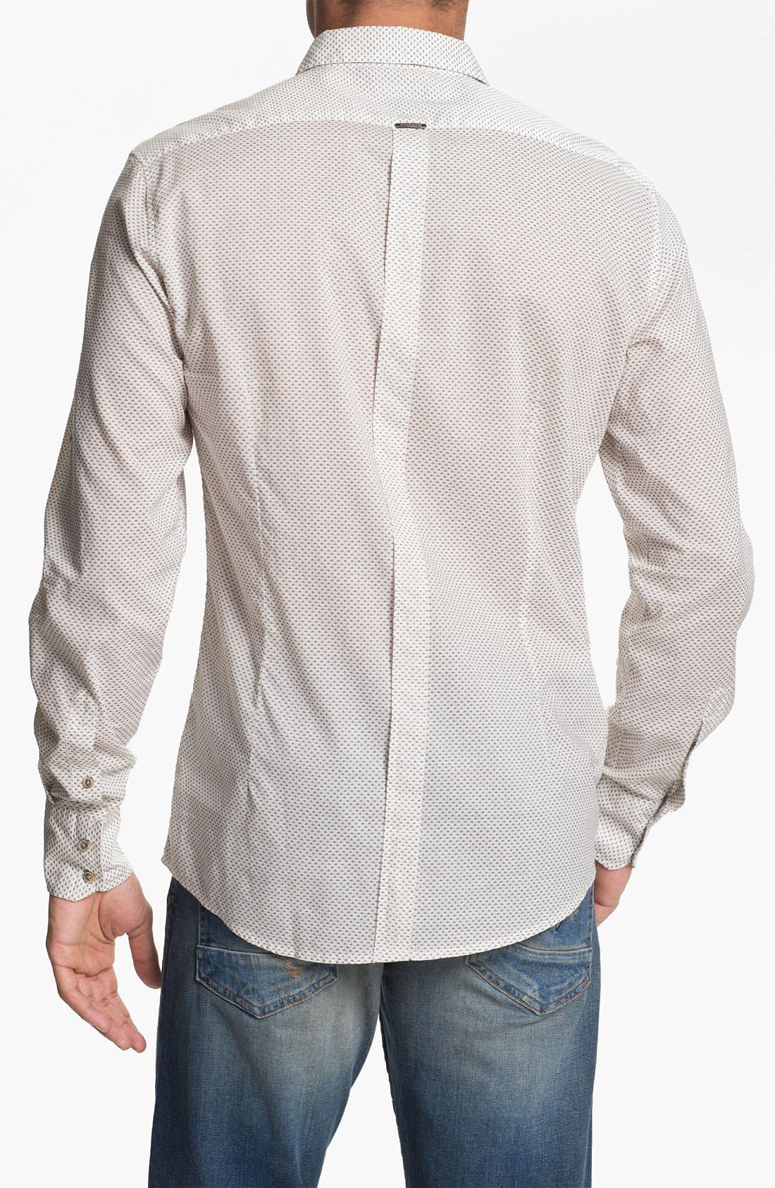 Alternate Image 2  - Antony Morato Woven Shirt