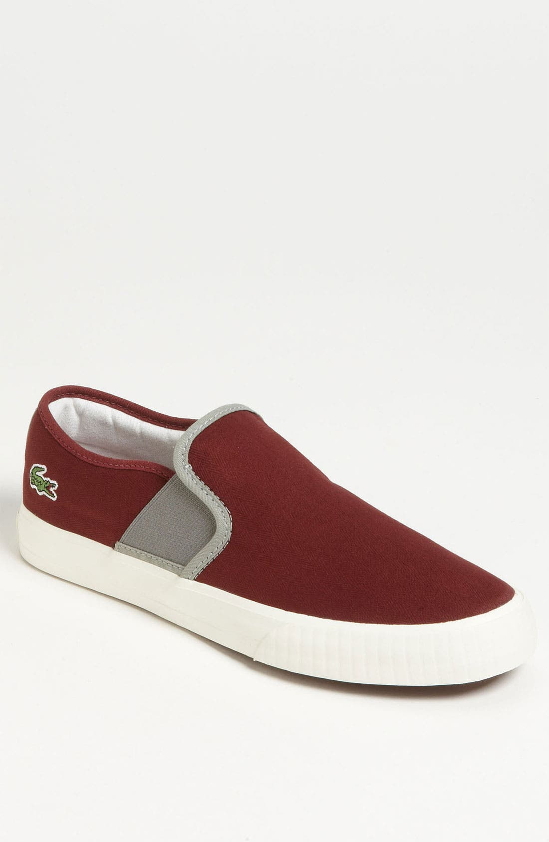 Alternate Image 1 Selected - Lacoste 'Lombardcre' Slip-On