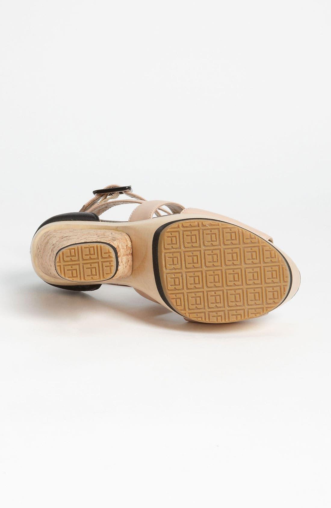 Alternate Image 4  - Blonde Ambition 'Naya' Sandal