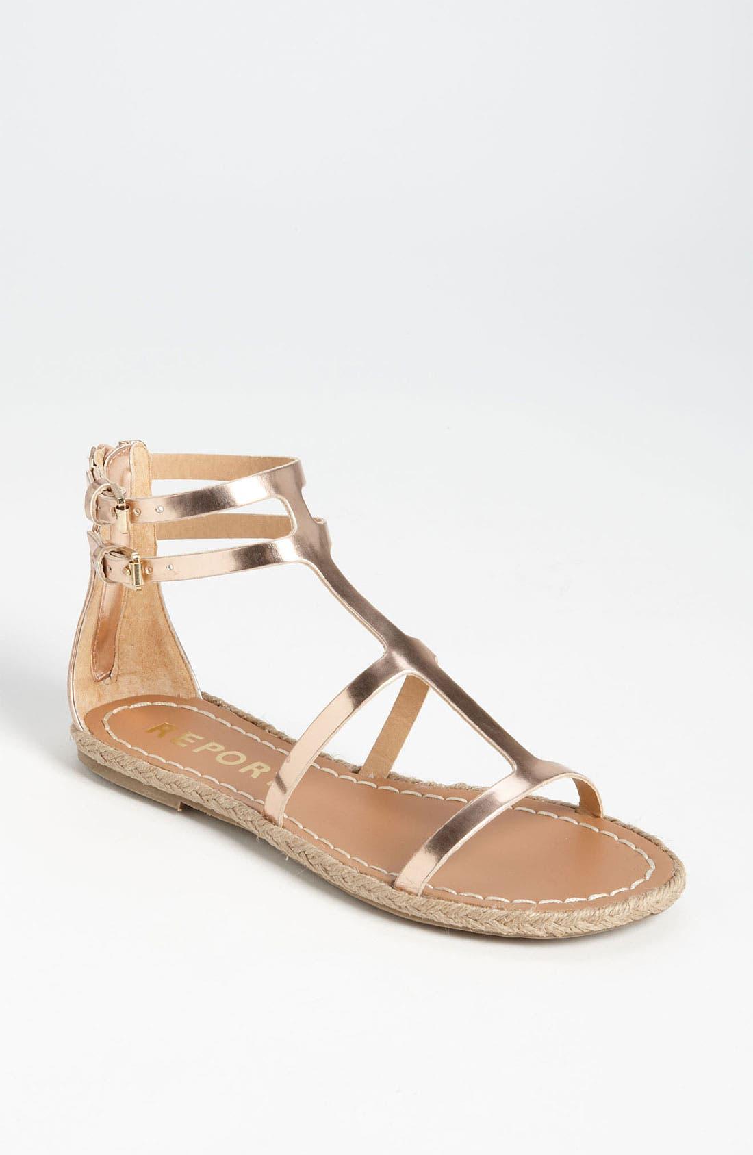 Alternate Image 1 Selected - Report 'Mazur' Sandal
