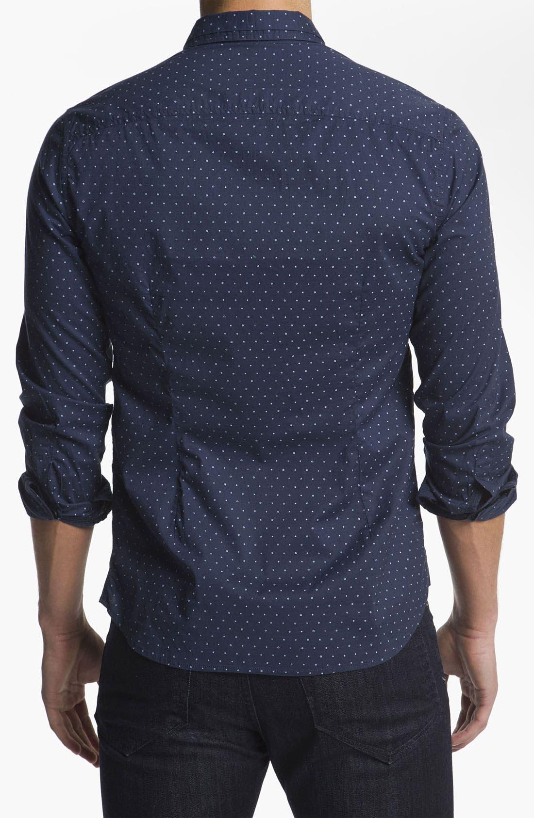Alternate Image 2  - DIESEL® 'Stephany-S' Sport Shirt