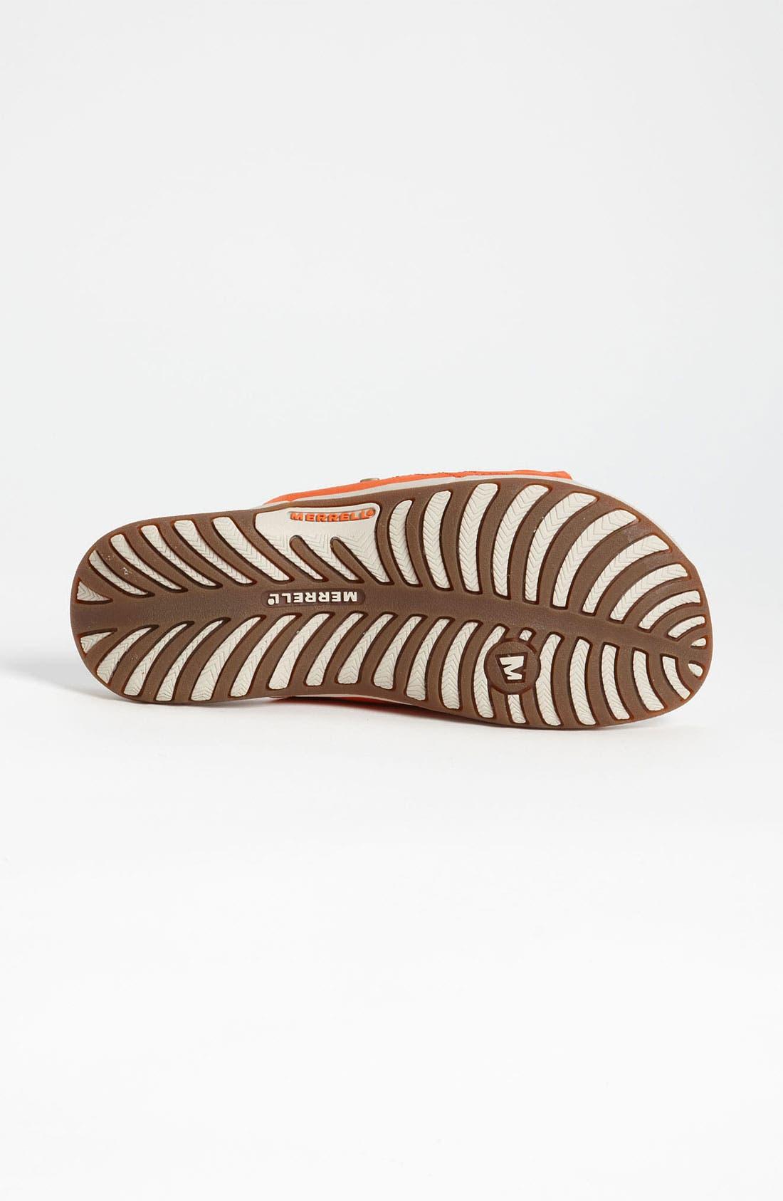 Alternate Image 4  - Merrell 'Lilyfern' Sandal