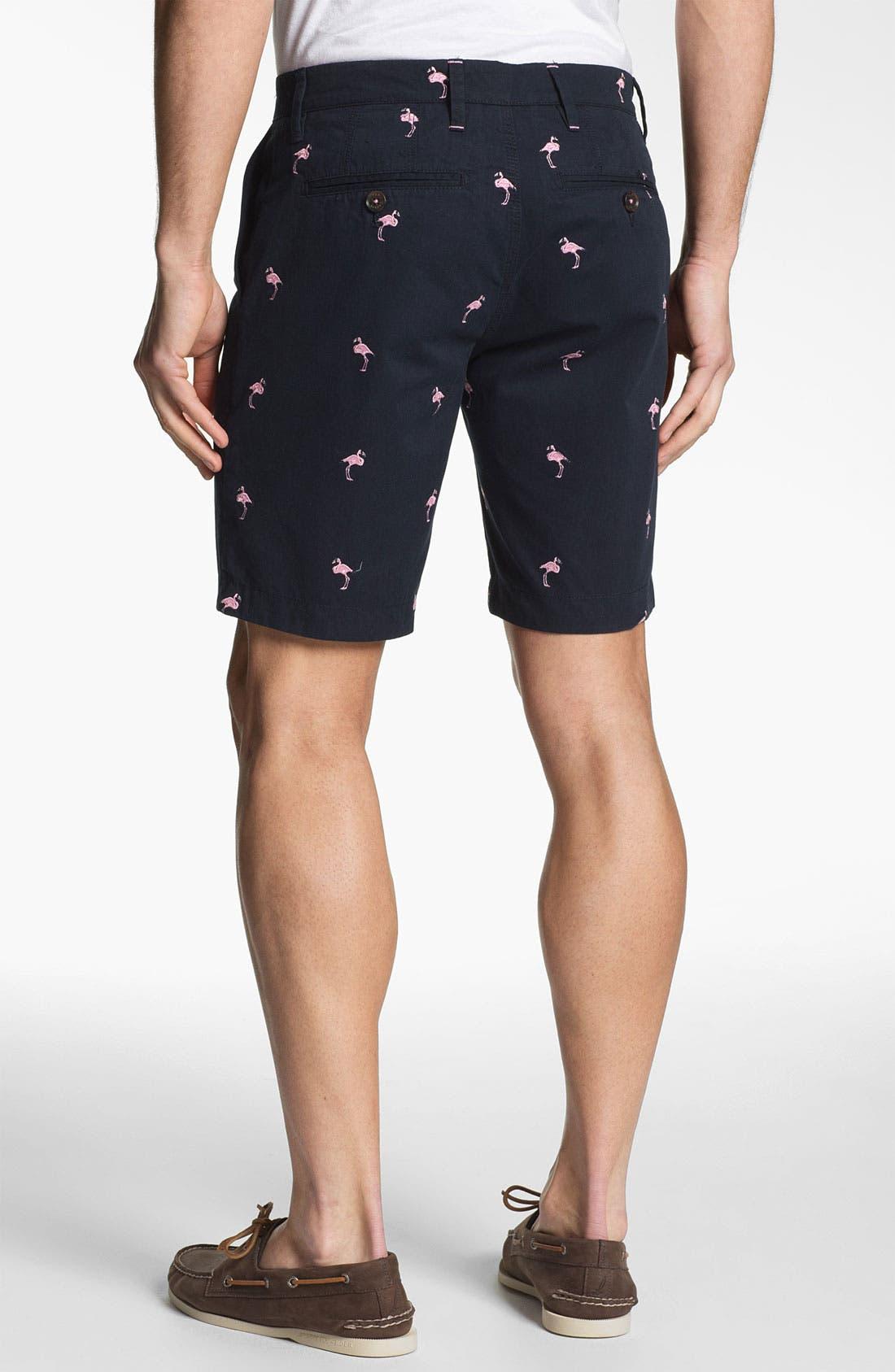 Alternate Image 2  - Ted Baker London 'Flamingo' Shorts