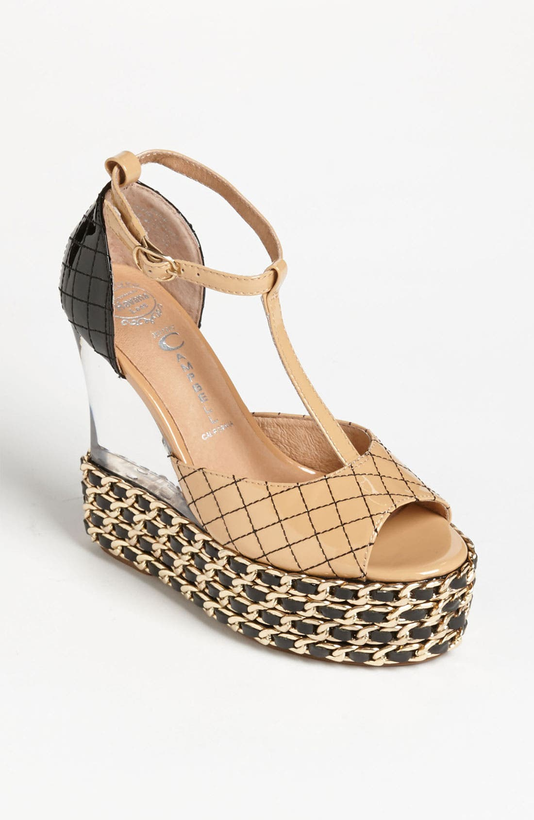 Alternate Image 1 Selected - Jeffrey Campbell 'Shaina' Sandal
