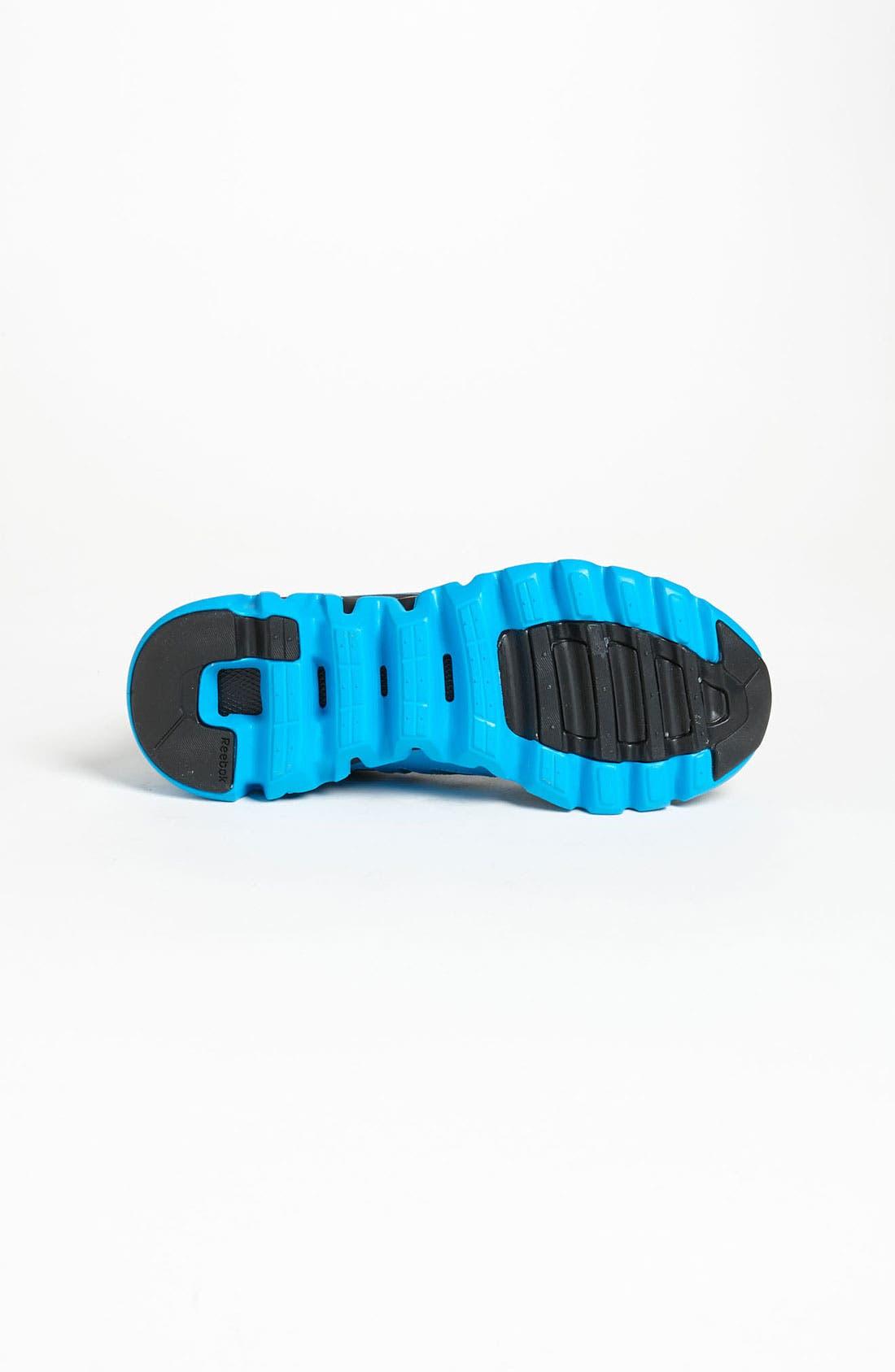 Alternate Image 4  - Reebok 'ZigLite Rush' Sneaker (Big Kid)