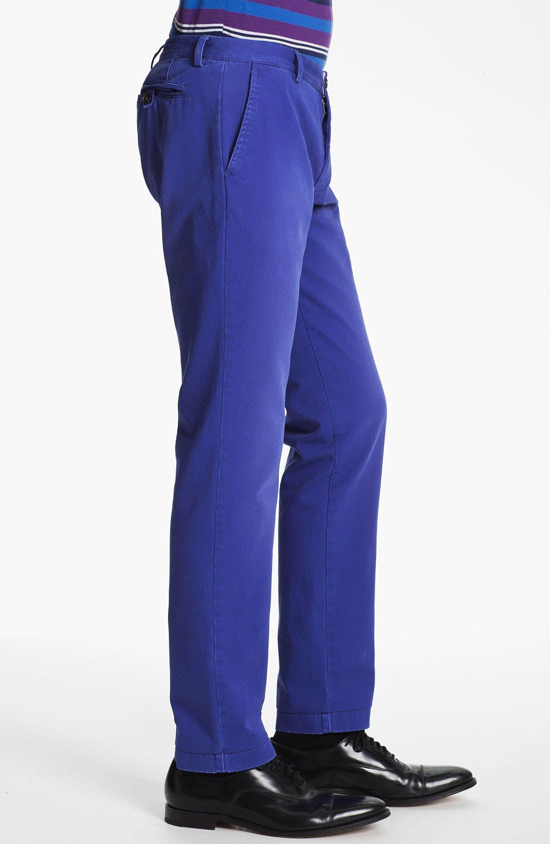 Alternate Image 3  - Etro 'Cuba Sabbiato' Slim Fit Pants