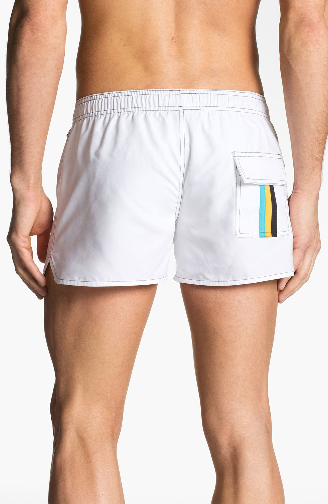 Alternate Image 2  - Andrew Christian 'Diver' Swim Trunks