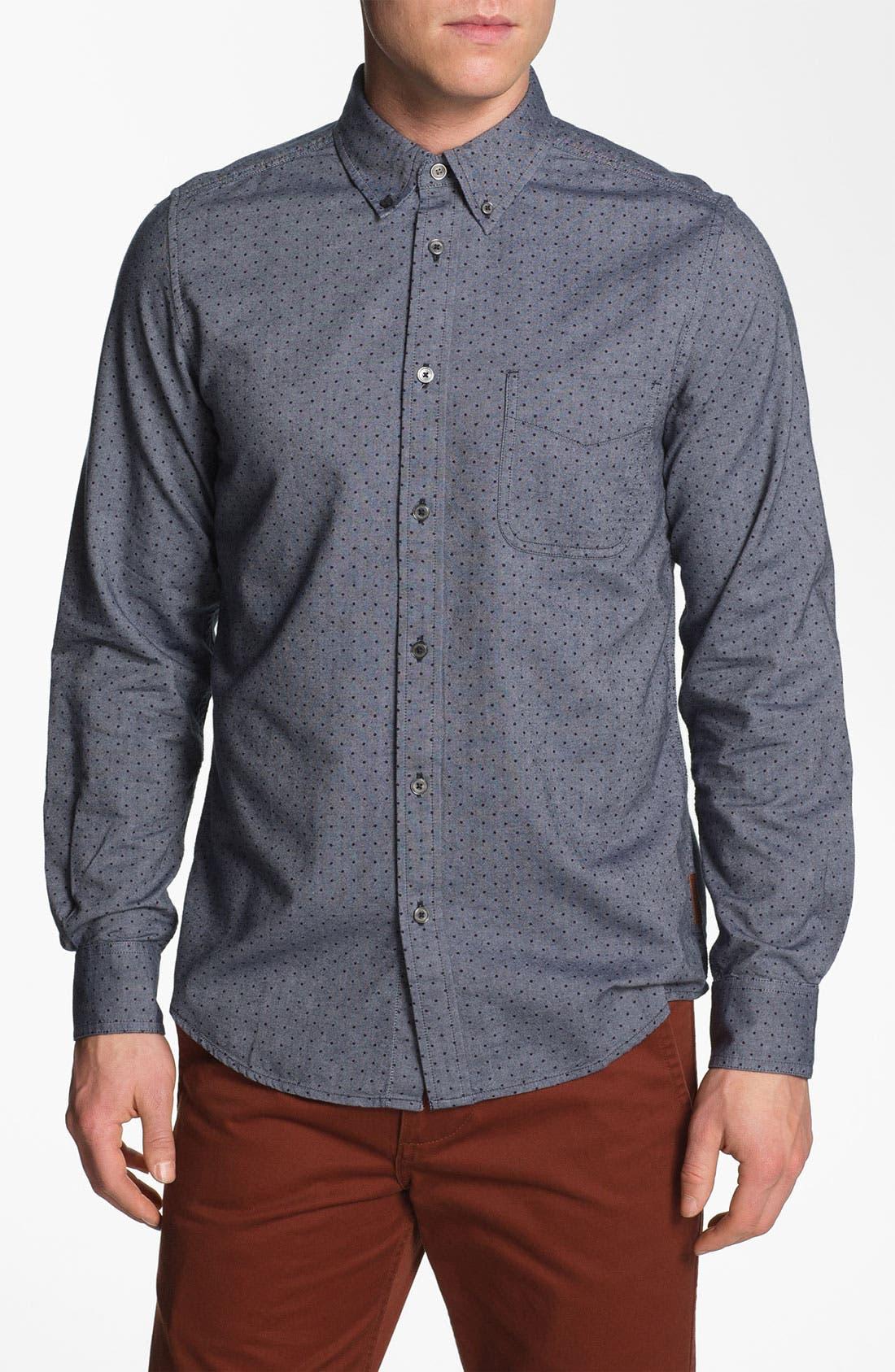 Main Image - Ben Sherman Mod Fit Sport Shirt