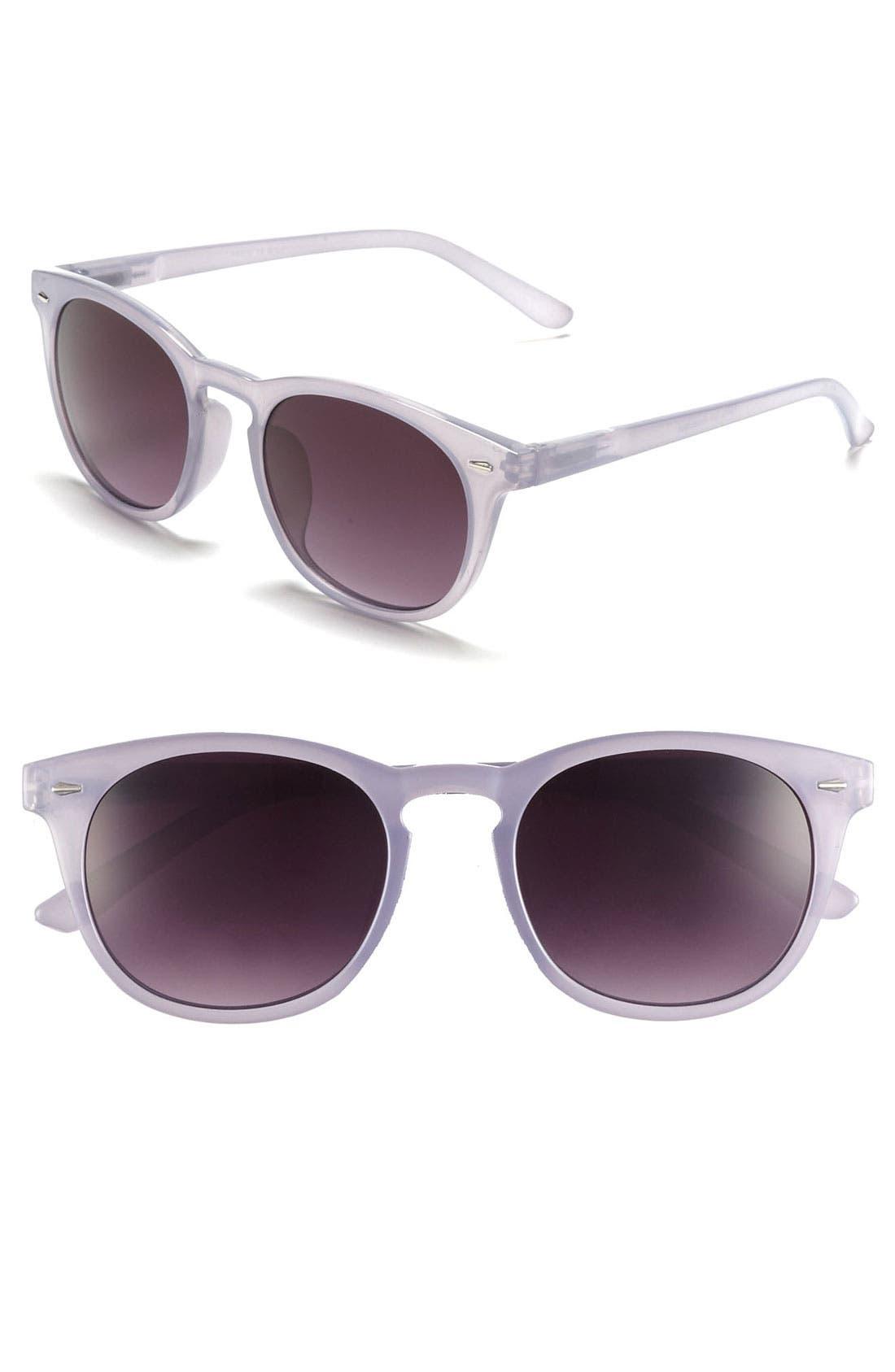 Alternate Image 1 Selected - FE NY 'Princeton' Sunglasses