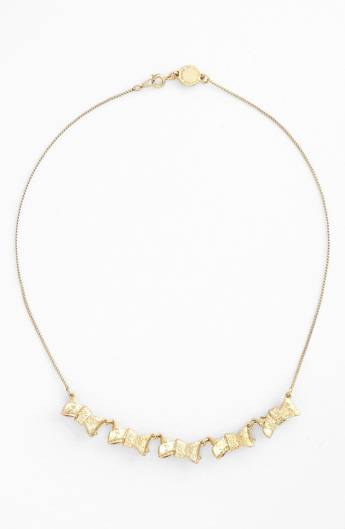 Alternate Image 1 Selected - MARC BY MARC JACOBS 'Exploded Bow' Frontal Necklace