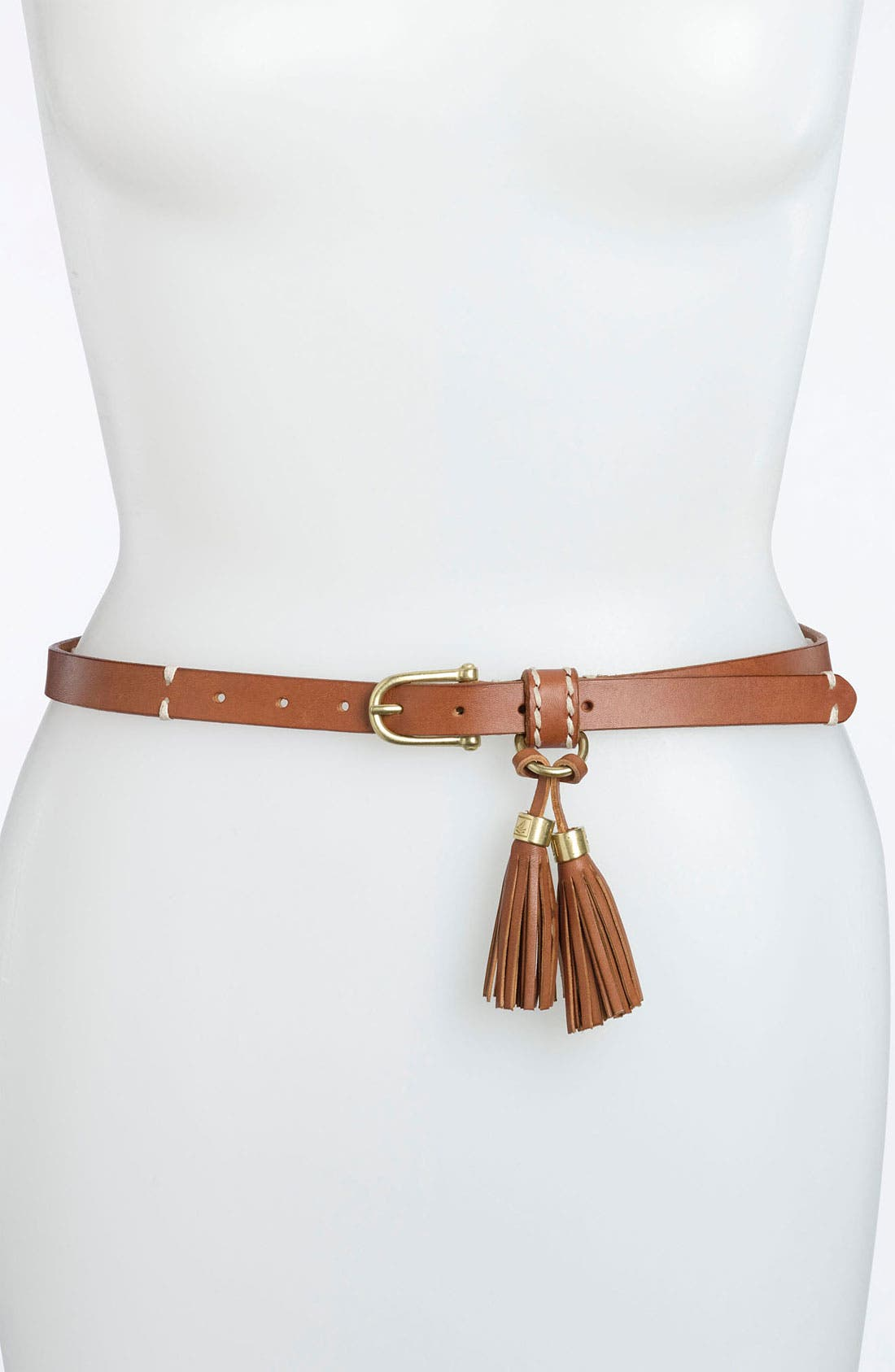 Alternate Image 1 Selected - Sperry Top-Sider® Leather Belt