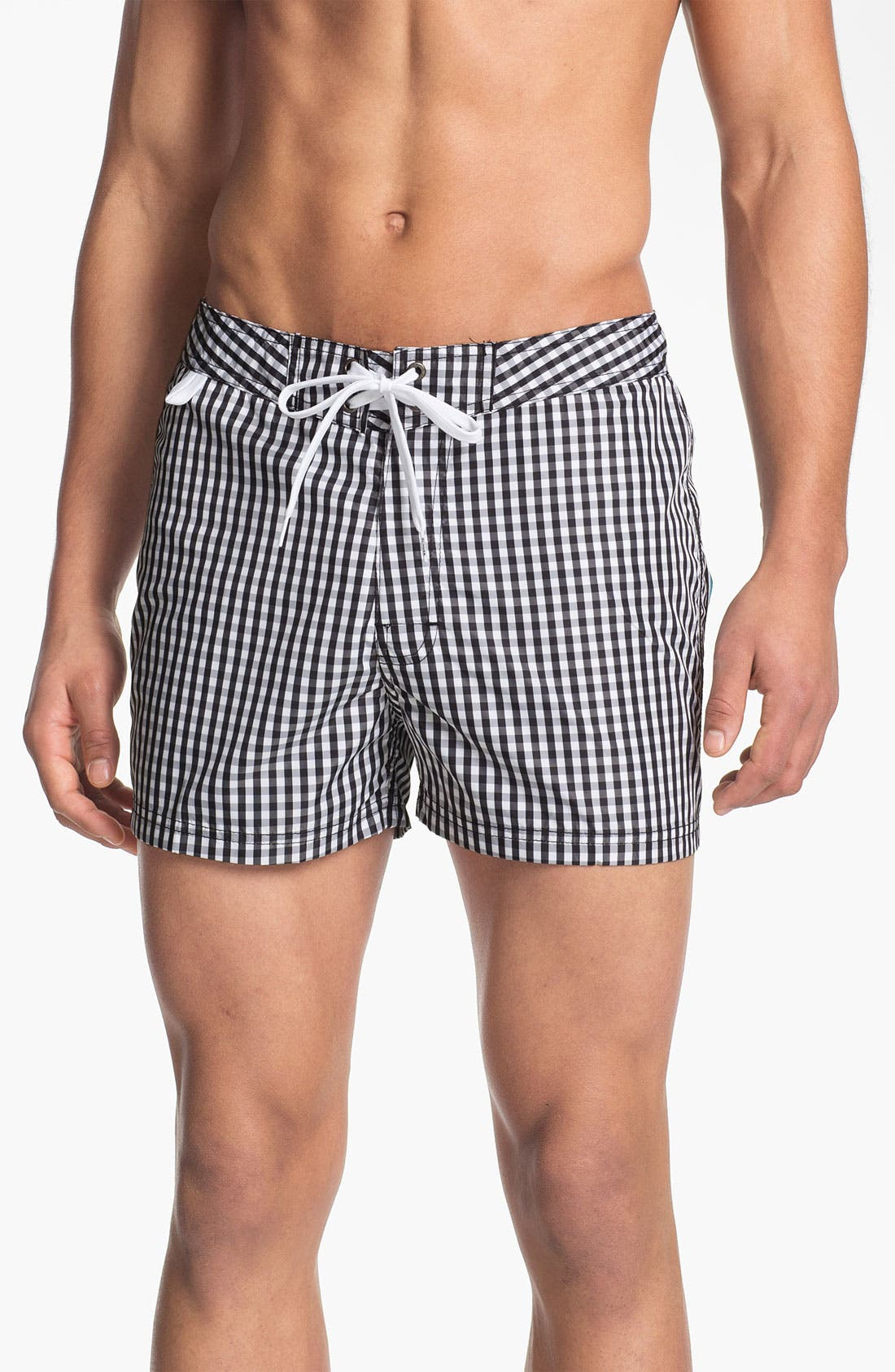 Alternate Image 2  - Sundek 'Vichy' Board Shorts