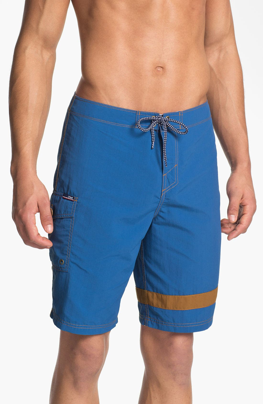 Alternate Image 1 Selected - Jack O'Neill 'Charger' Board Shorts