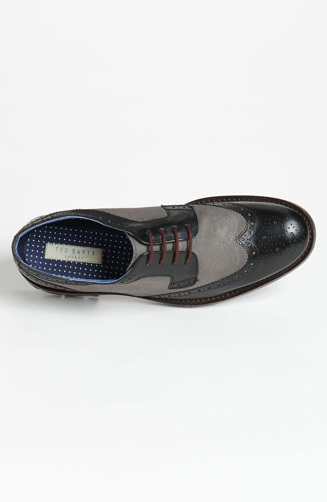 Alternate Image 3  - Ted Baker London 'Cassiuss' Spectator Shoe