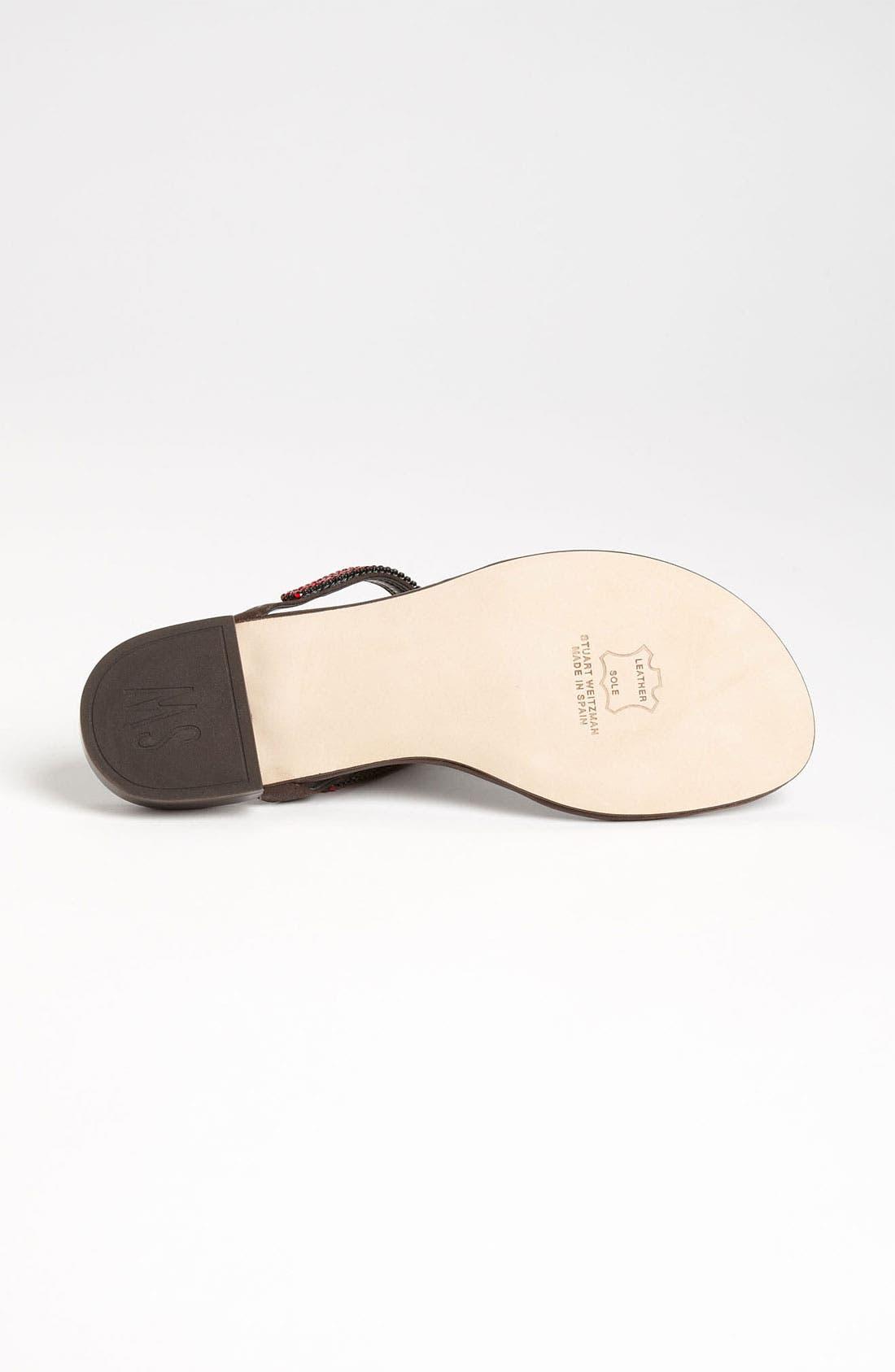 Alternate Image 4  - Stuart Weitzman 'Vanity' Sandal