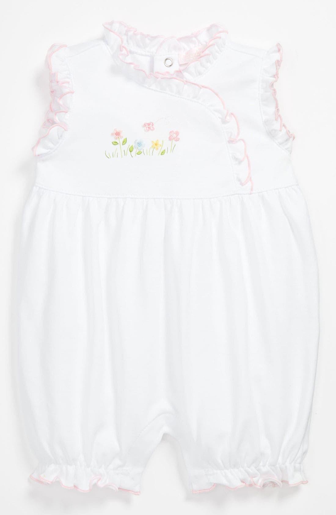 Main Image - Kissy Kissy Sleeveless Coveralls (Baby)