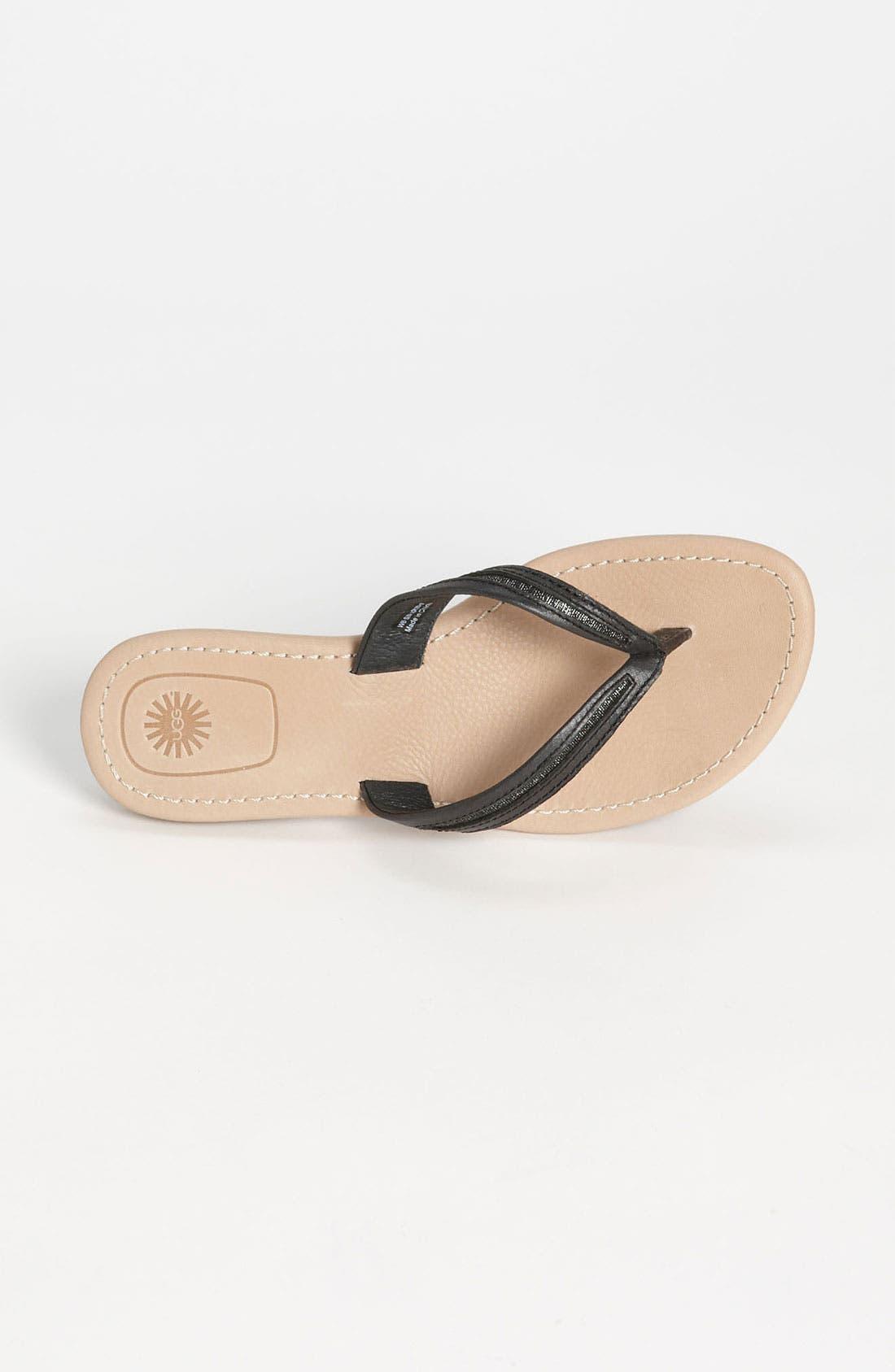 Alternate Image 3  - UGG® Australia 'Elyza II' Sandal (Women)