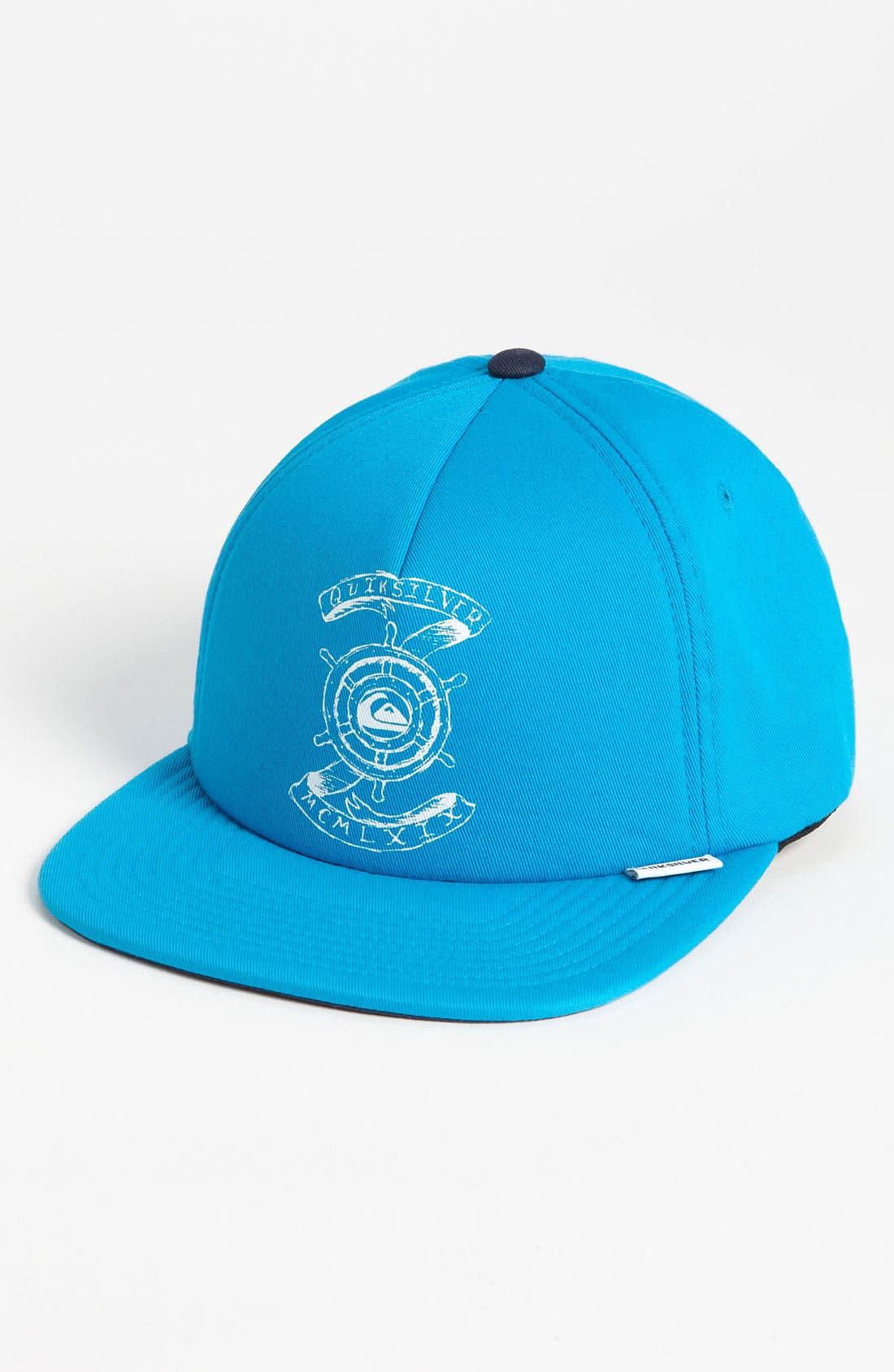 Main Image - Quiksilver 'Nixed' Baseball Cap (Boys)