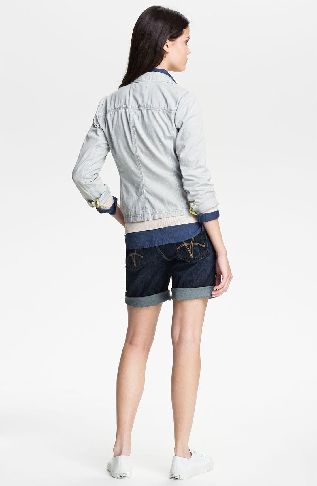Alternate Image 4  - KUT from the Kloth 'Catherine' Denim Boyfriend Shorts (Probable)