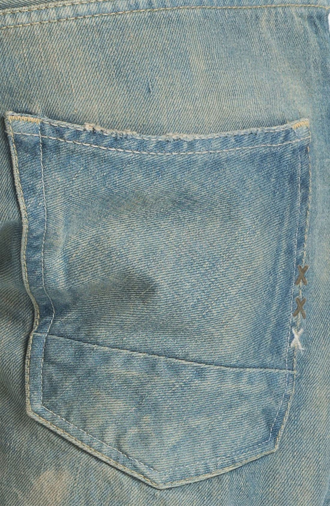 Alternate Image 4  - Scotch & Soda 'Ralston' Slim Straight Leg Jeans (Time Capsule)