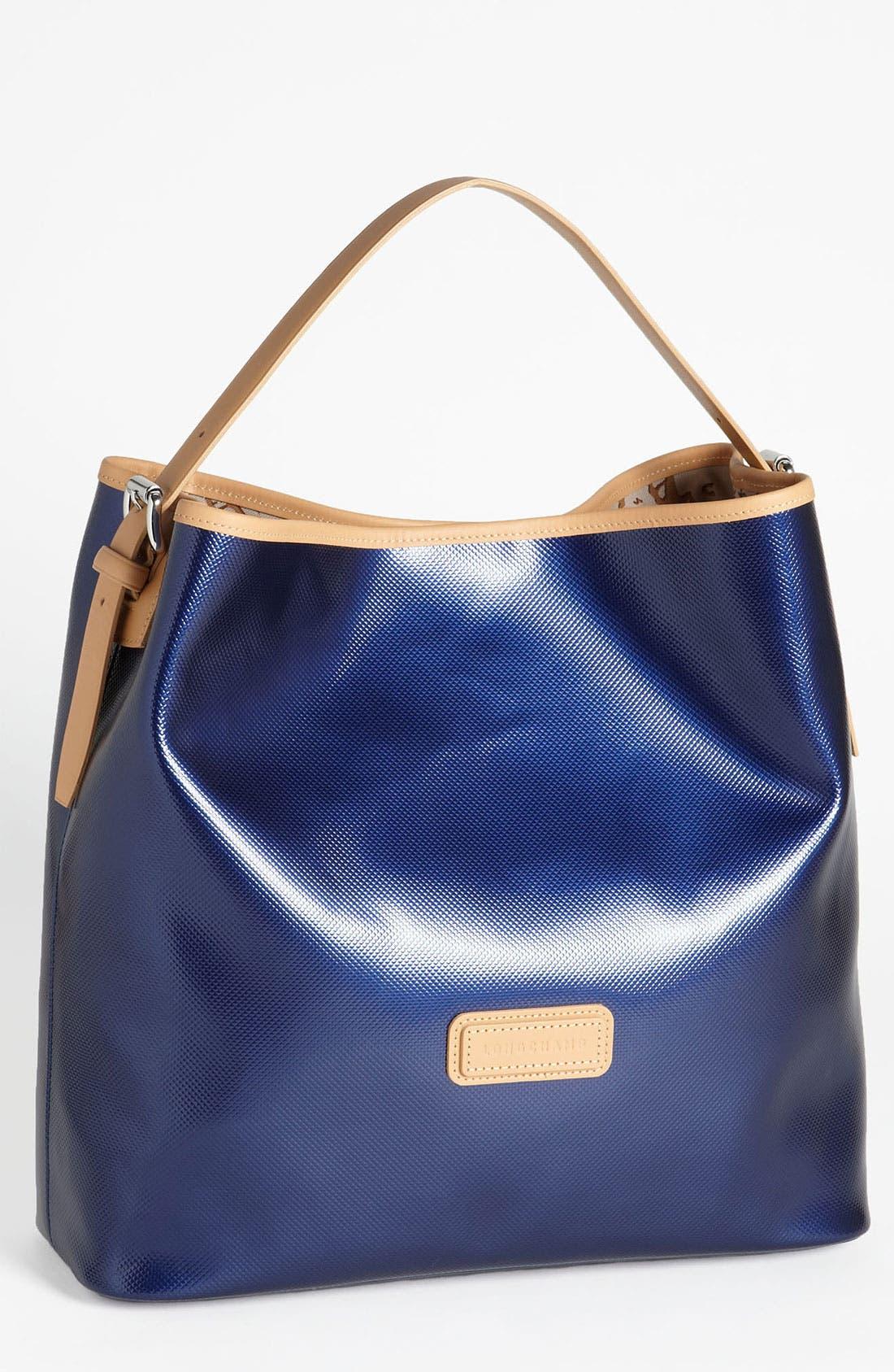Main Image - Longchamp 'Derby Verni' Hobo