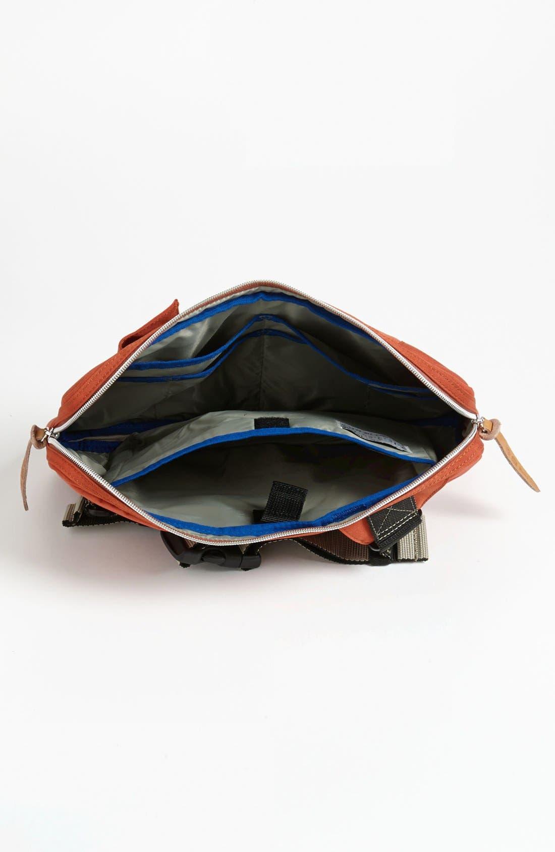 Alternate Image 3  - DIESEL® 'Get On Track' Belted Messenger Bag