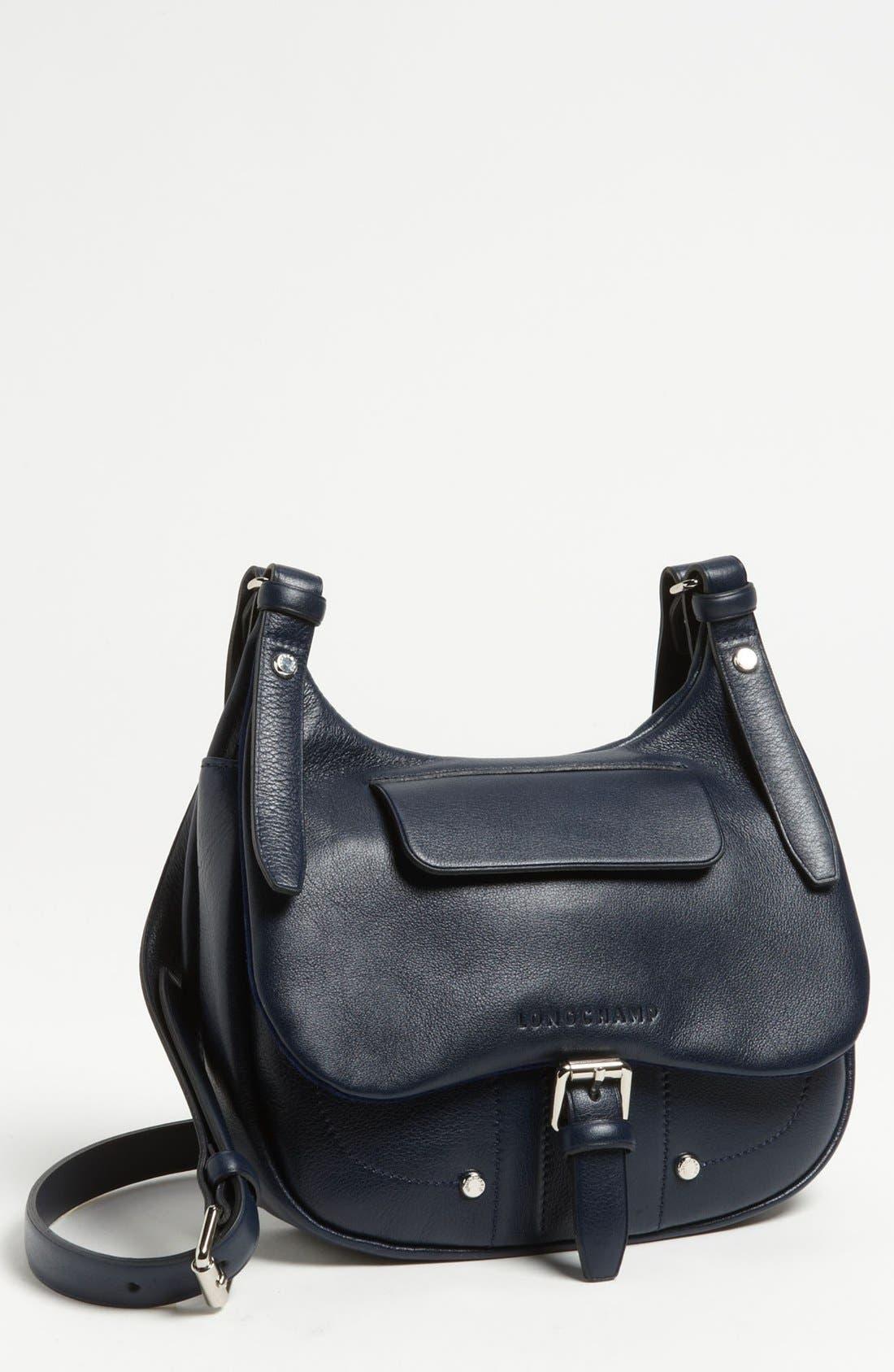 Alternate Image 1 Selected - Longchamp 'Balzane - Small' Crossbody Bag