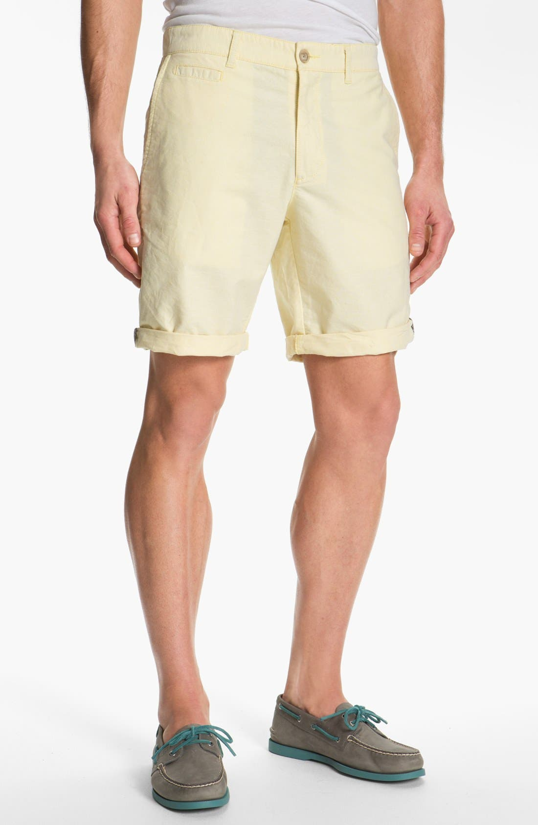 Alternate Image 1 Selected - 1901 Oxford Shorts