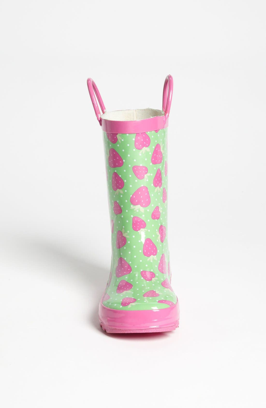 Alternate Image 3  - Western Chief 'Strawberry Toss' Rain Boot (Toddler & Little Kid)