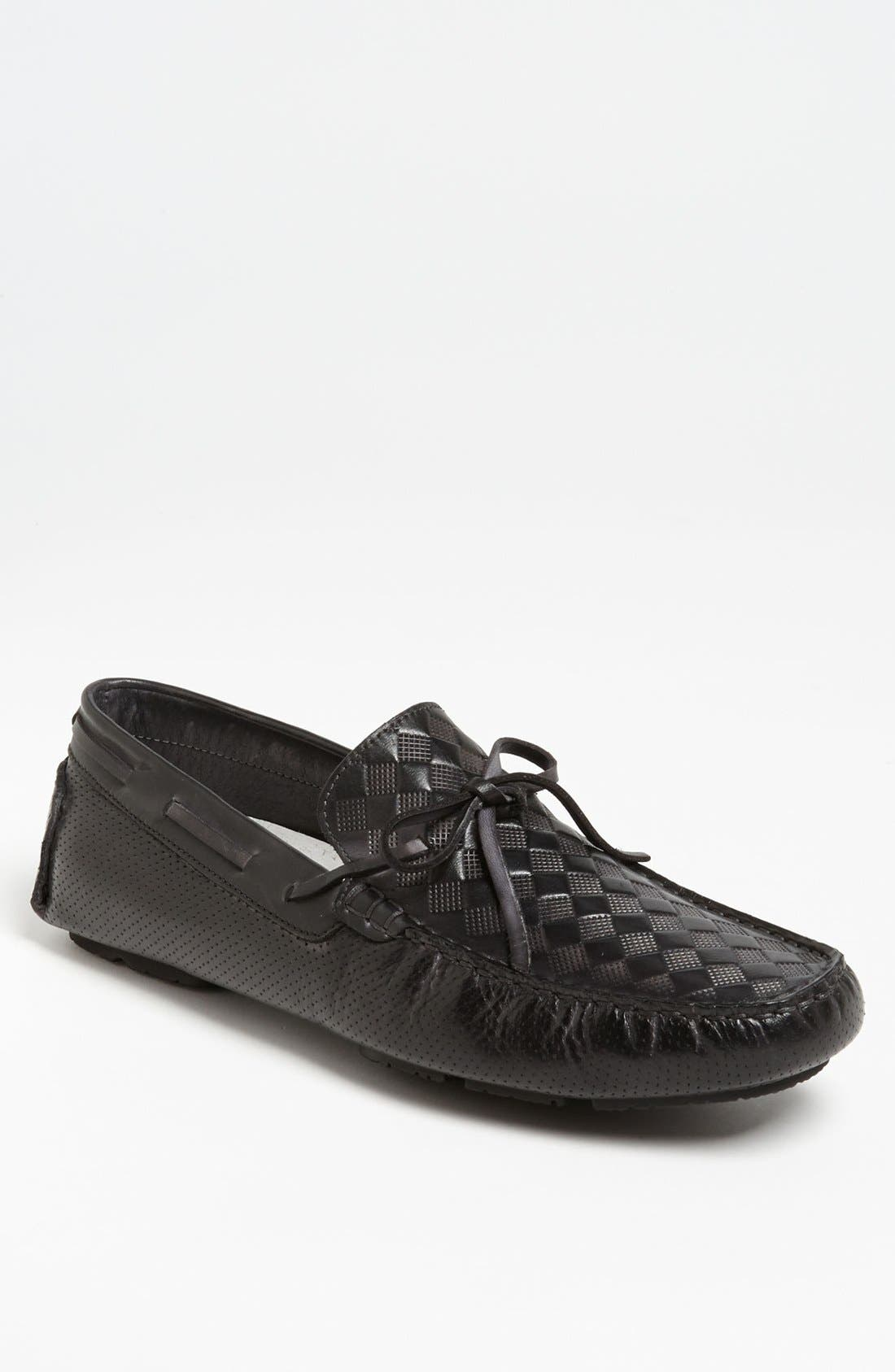 Alternate Image 1 Selected - Bacco Bucci 'Balotelli' Driving Shoe (Men)