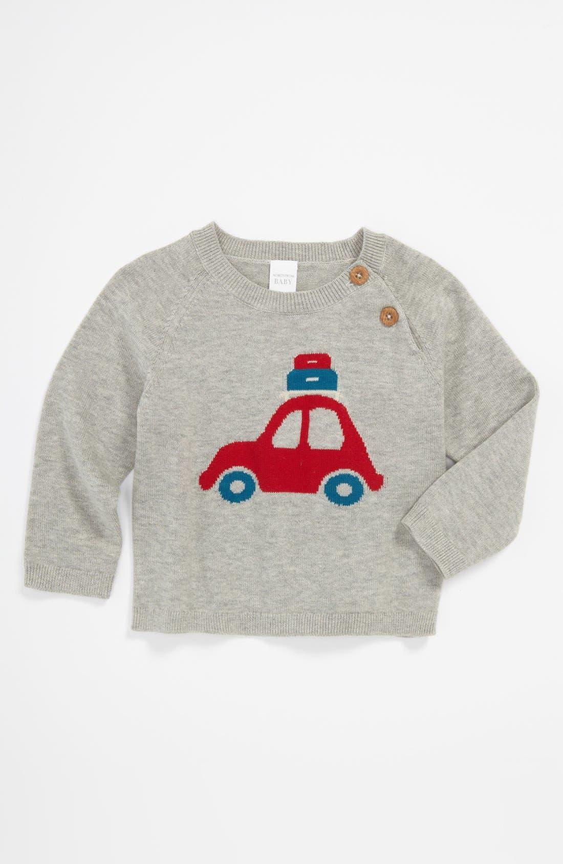 Main Image - Nordstrom Baby Intarsia Sweater (Baby)