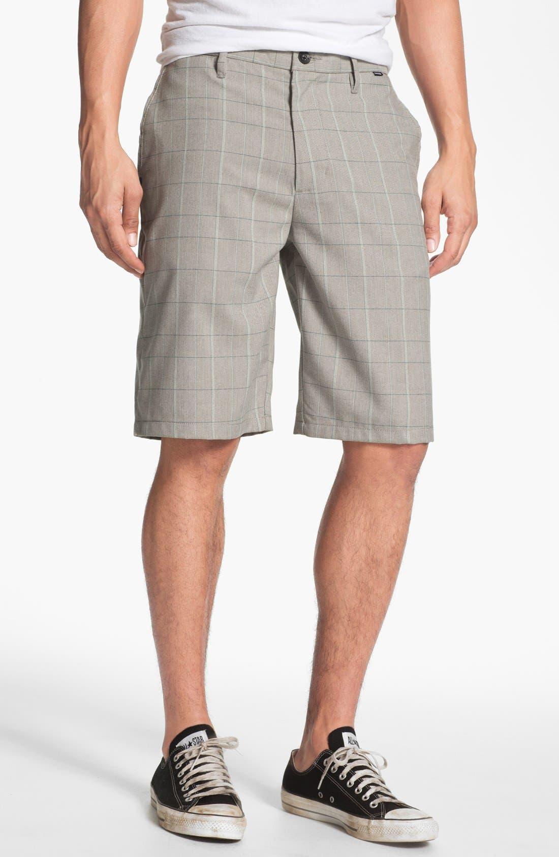 Alternate Image 1 Selected - Hurley 'Puerta Nueva' Shorts