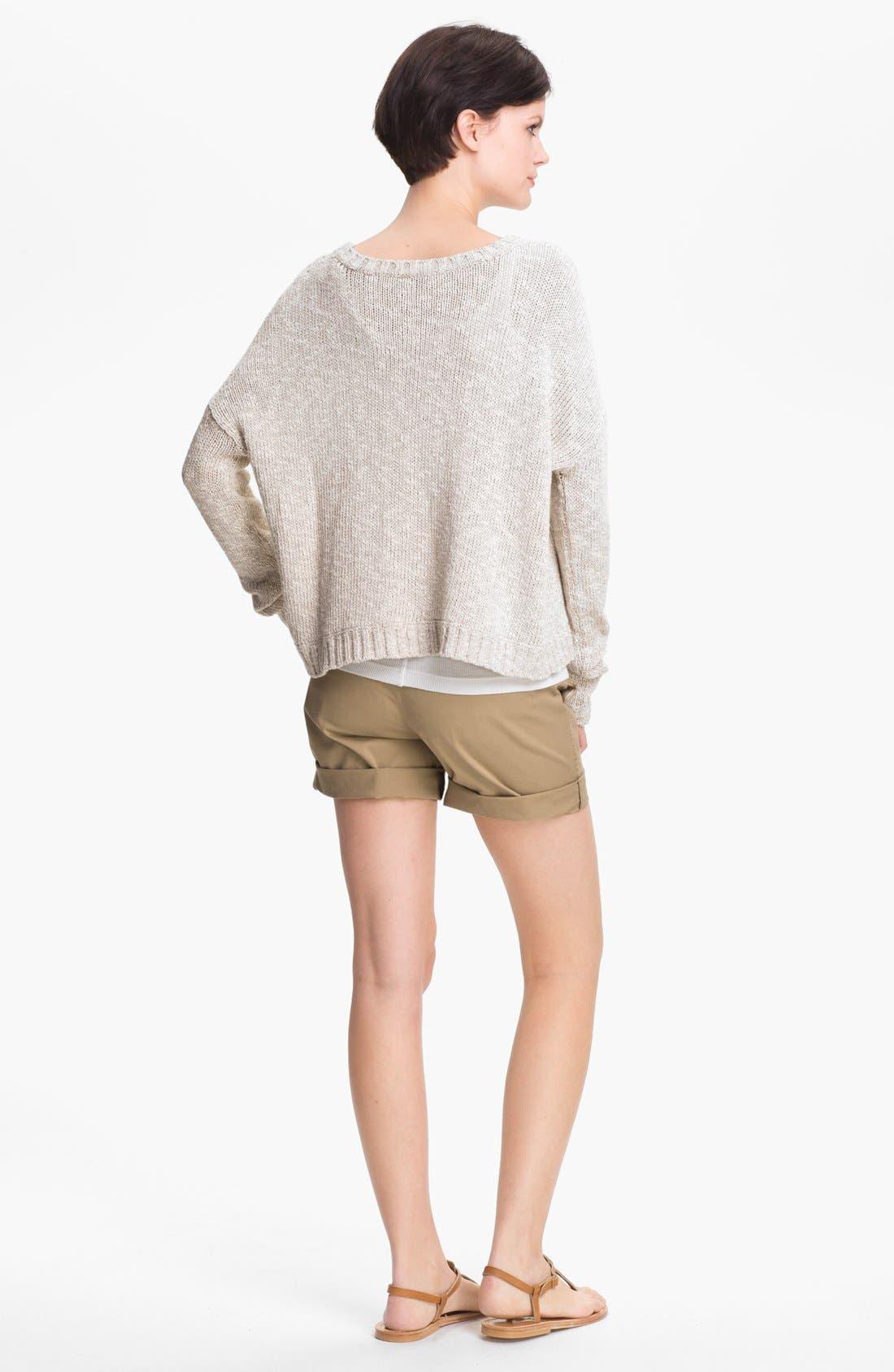 Alternate Image 2  - Vince Square Neck Sweater