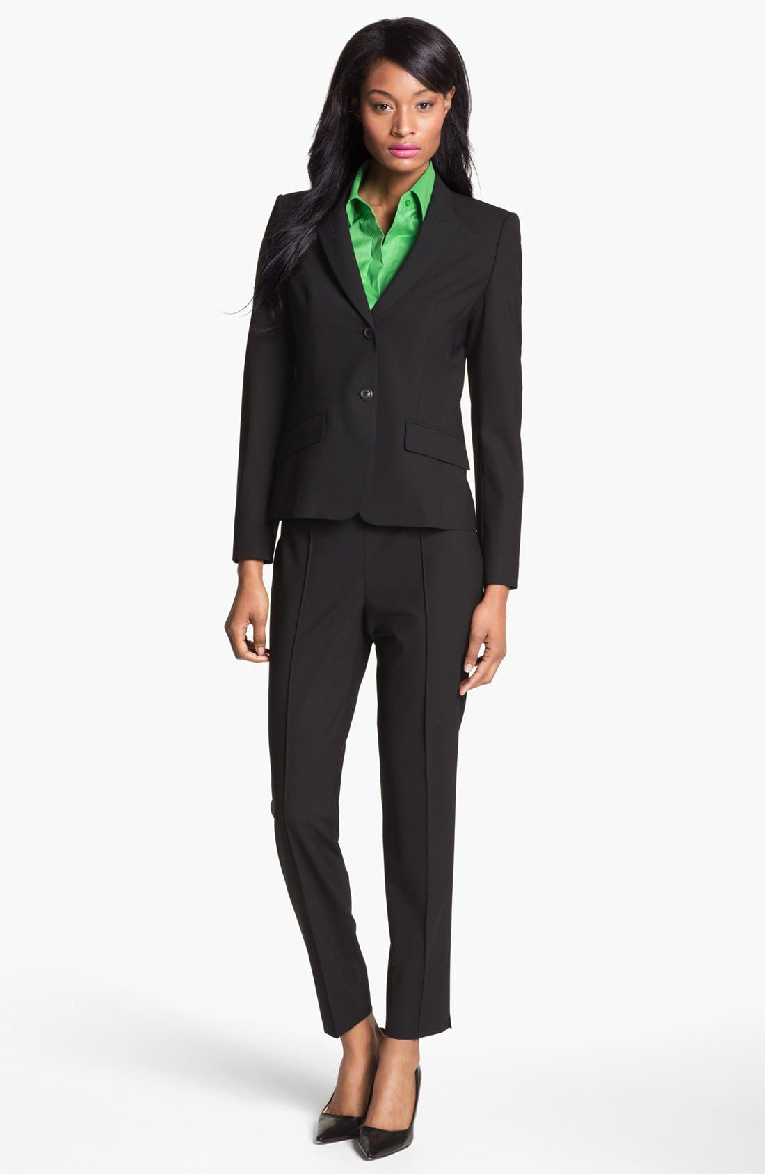 Alternate Image 4  - BOSS HUGO BOSS 'Jadena' Jacket