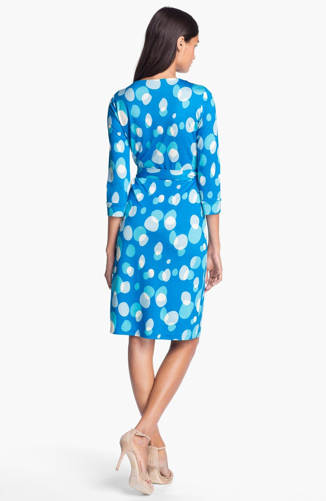 Alternate Image 2  - Diane von Furstenberg 'New Julian 2' Silk Wrap Dress