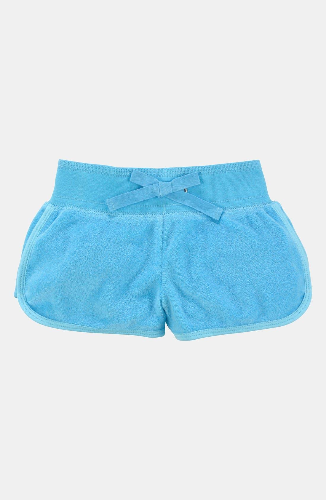 Main Image - Ralph Lauren Terry Cloth Shorts (Toddler)