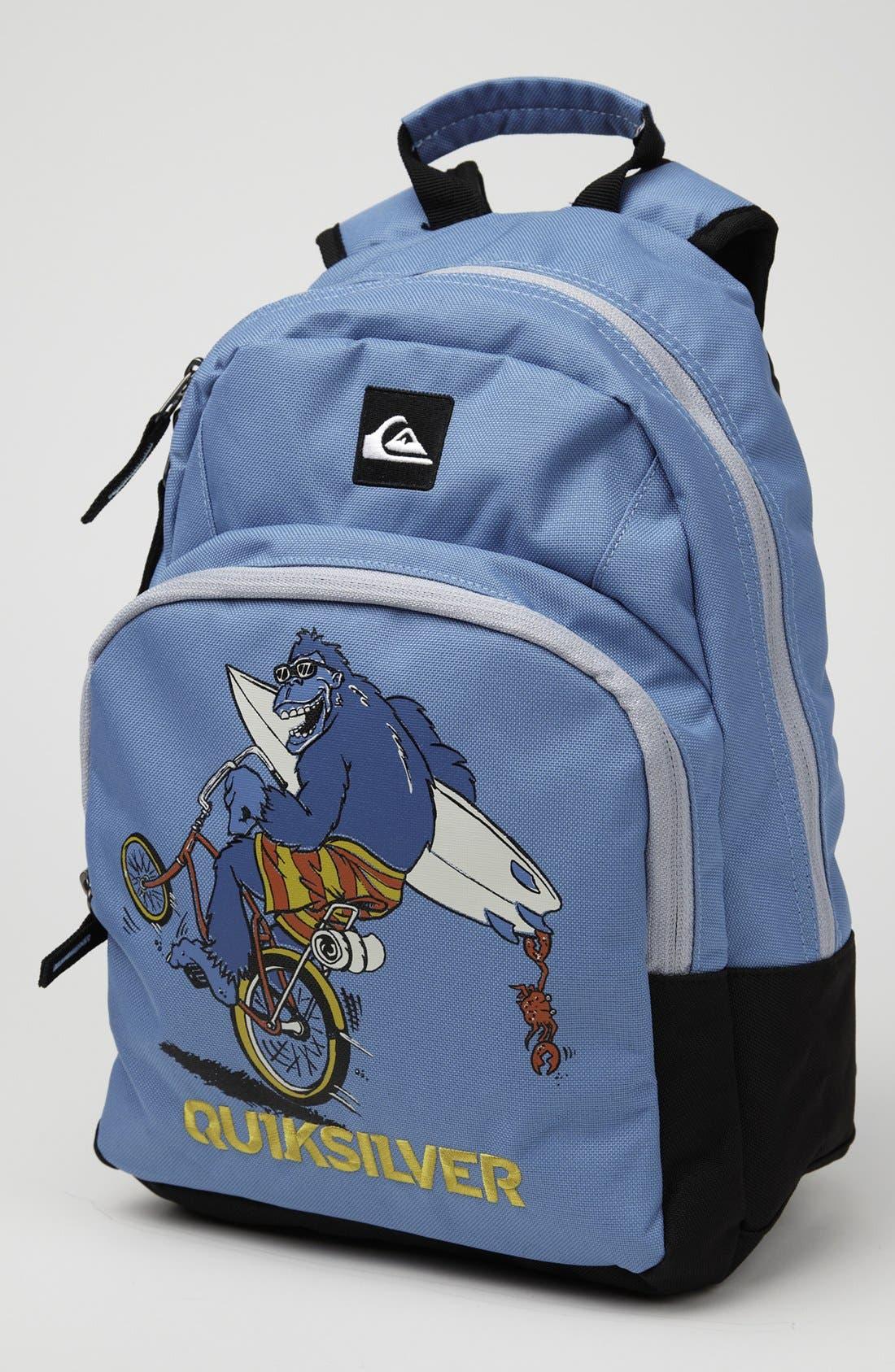 Alternate Image 4  - Quiksilver 'Ankle Biter' Backpack (Boys)