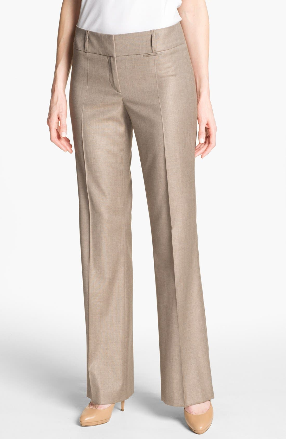 Alternate Image 1 Selected - BOSS HUGO BOSS 'Tuliana 2' Pants