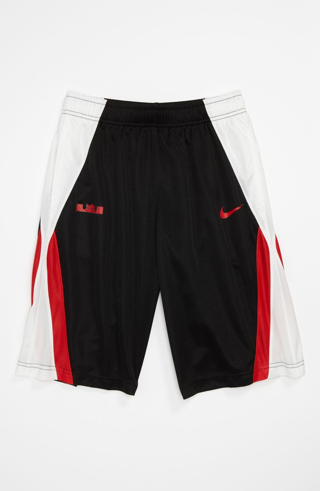 Alternate Image 1 Selected - Nike 'LeBron Excel' Shorts (Big Boys)