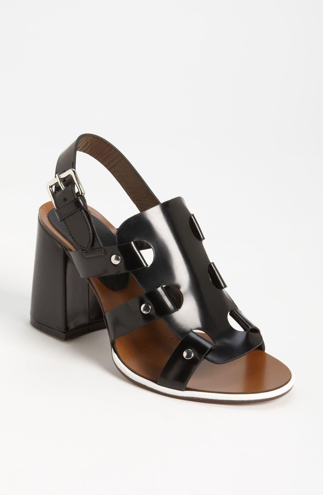 Main Image - Marni Block Heel Sandal