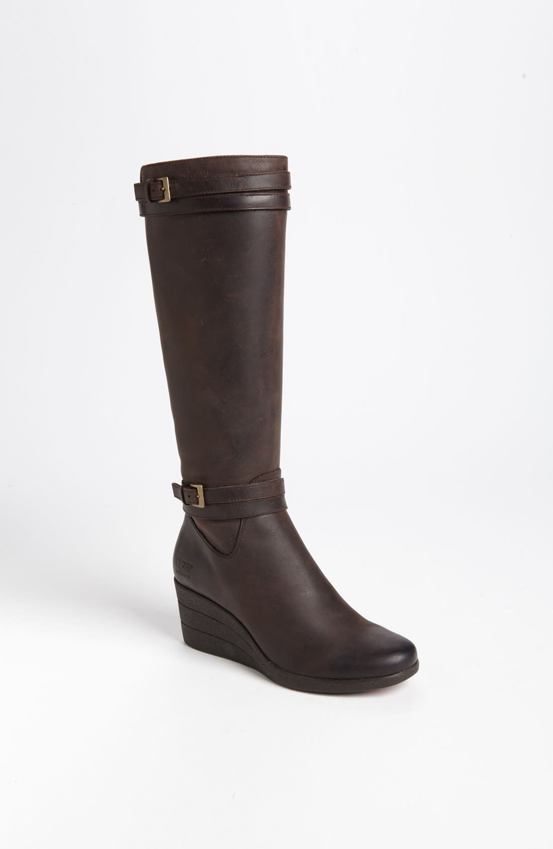 Alternate Image 1 Selected - UGG® Australia 'Irmah' Rain Boot (Women)