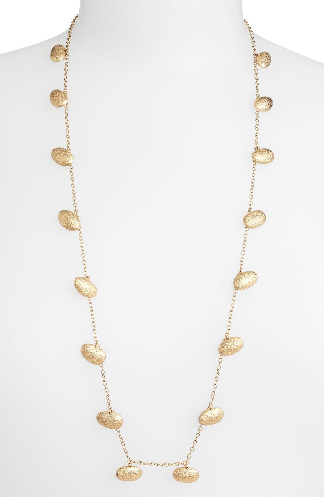 Alternate Image 1 Selected - Melinda Maria Long Station Necklace