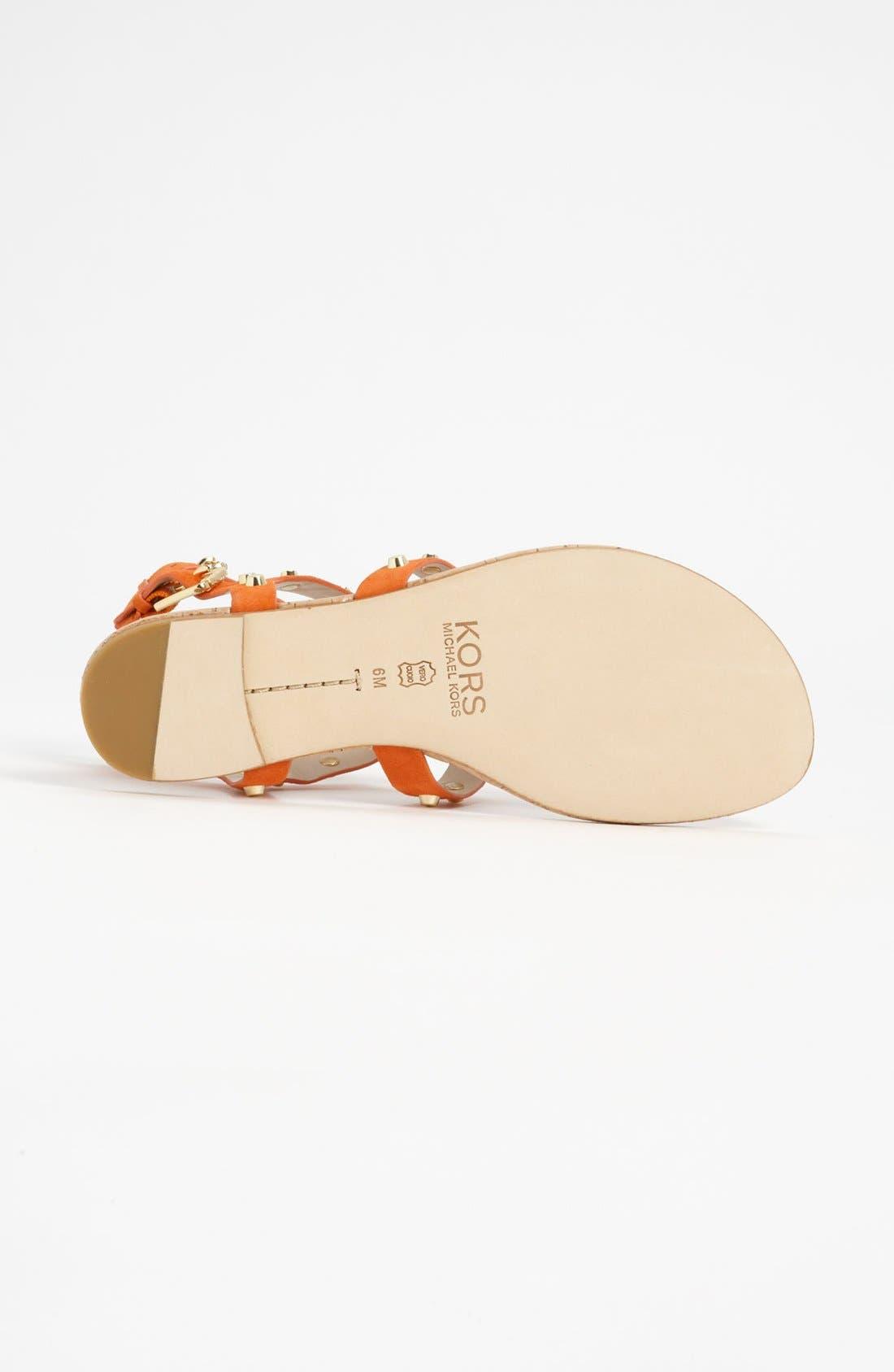 Alternate Image 4  - KORS Michael Kors 'Jordyn' Sandal