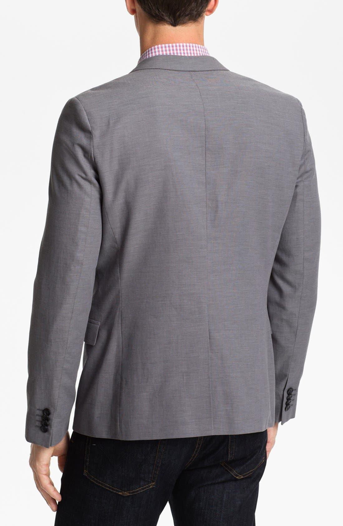Alternate Image 2  - HUGO 'Ambro' Sportcoat