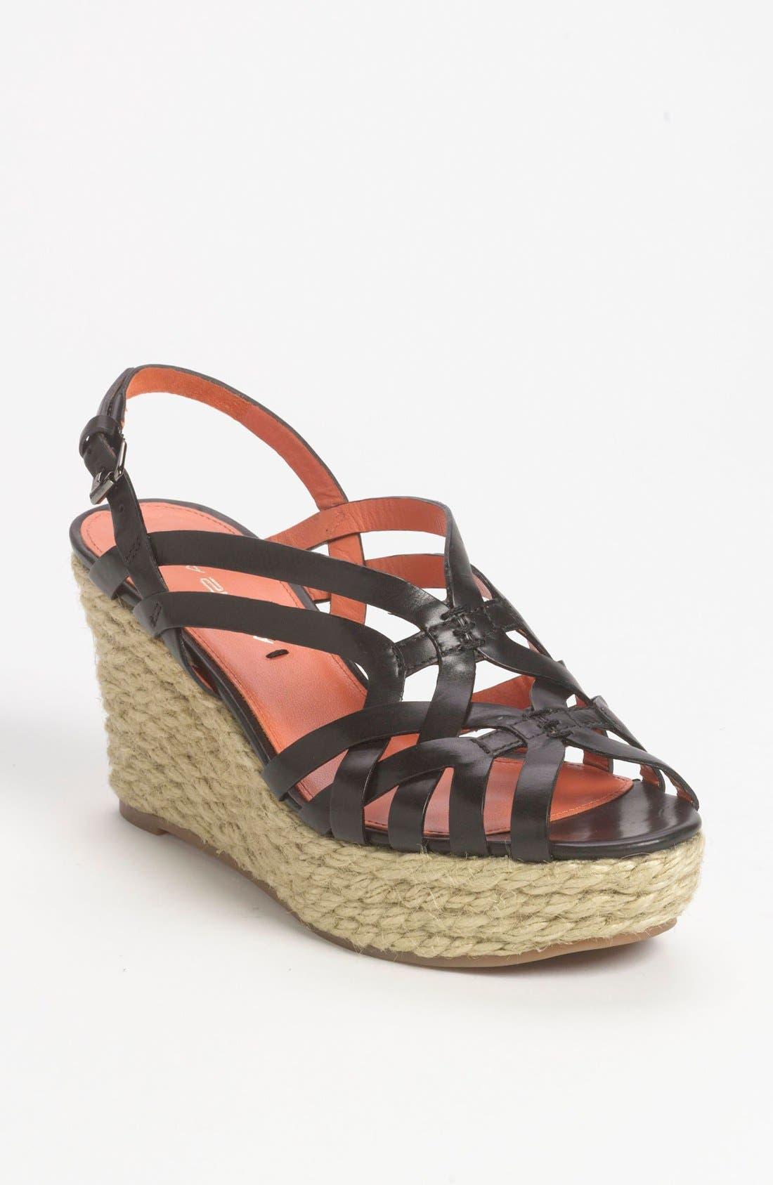 Alternate Image 1 Selected - Via Spiga 'Mabel' Wedge Sandal (Special Purchase)