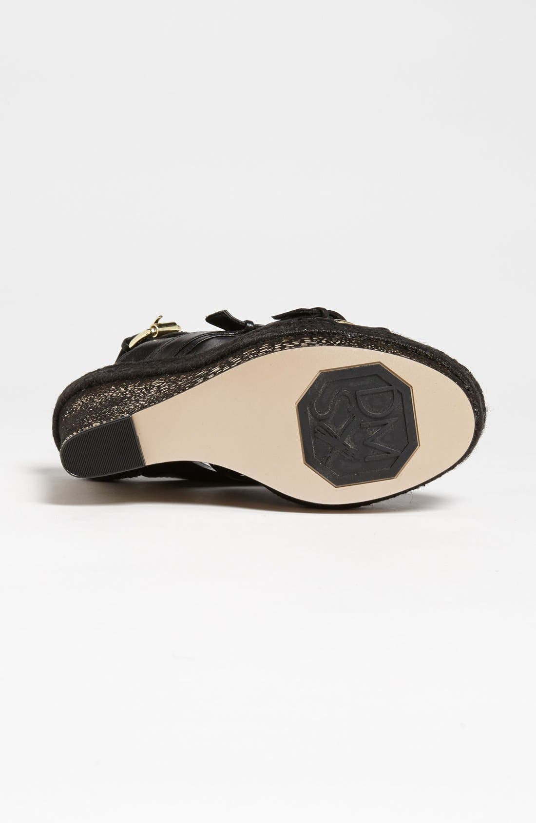 Alternate Image 4  - DMSX Donald J Pliner 'Mila' Wedge Sandal